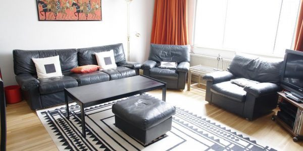 Short let London apartment rental Chelsea