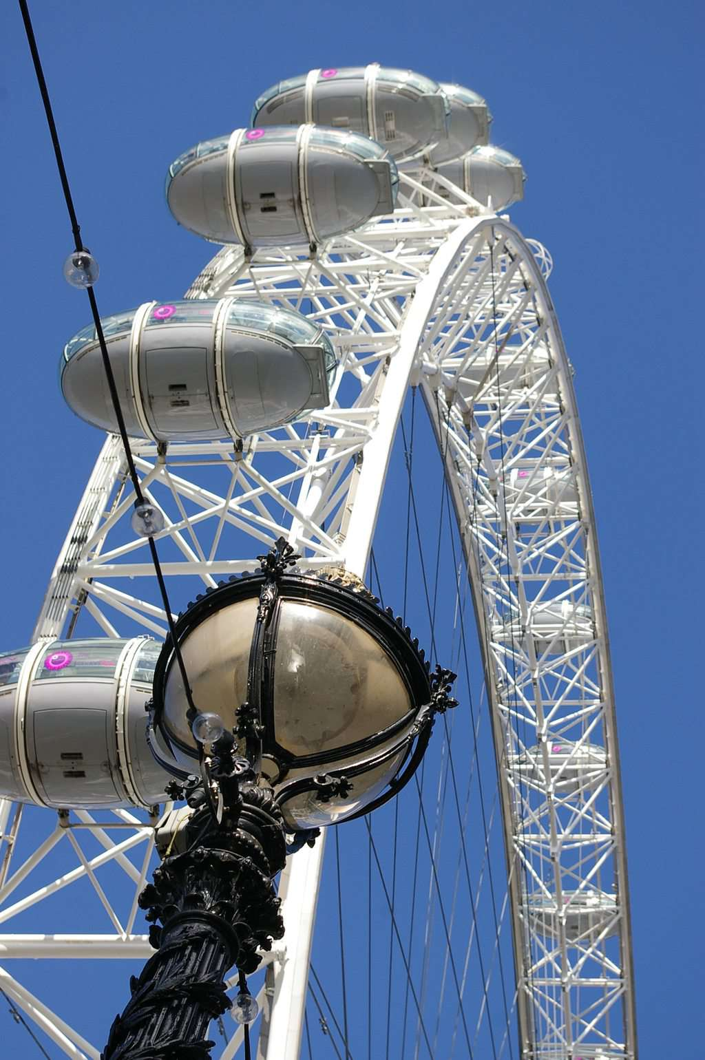 Short term lets near the London Eye