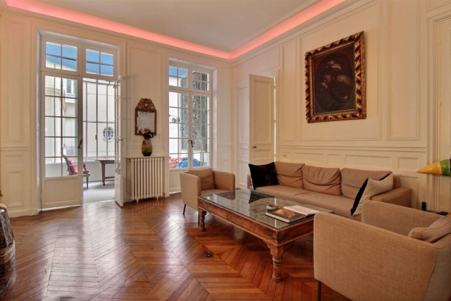 Luxury Paris holiday apartments