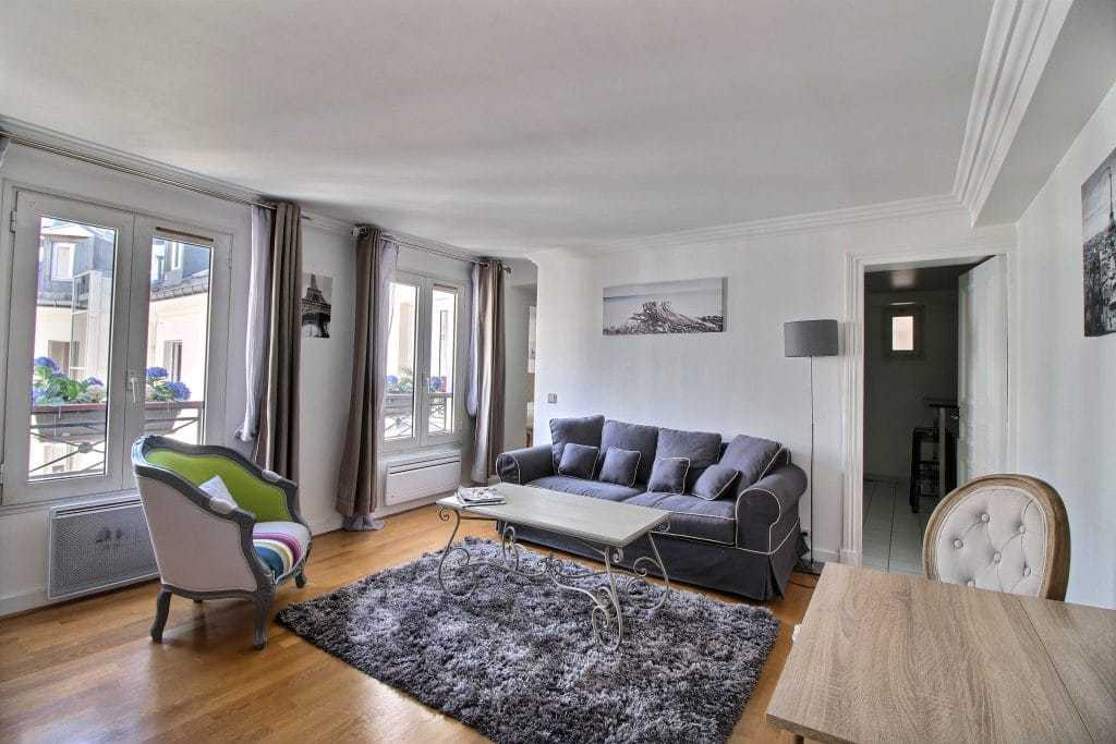 Extended stay accommodation in Paris