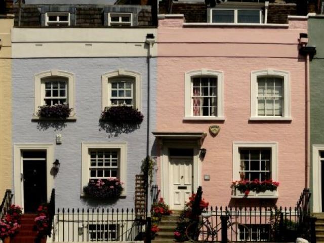 Vacation rentals Chelsea street scene