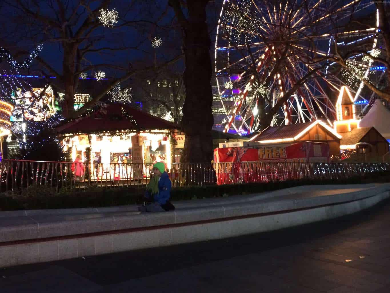 visit london in the winter festive fun for the whole family