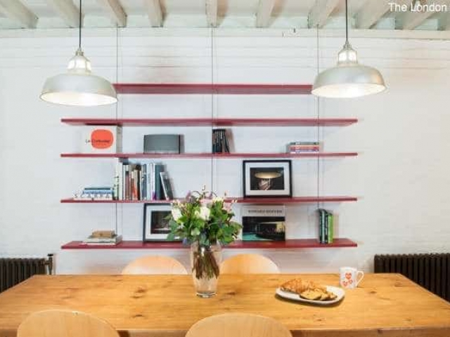 Self catering accommodation in London, Shoreditch
