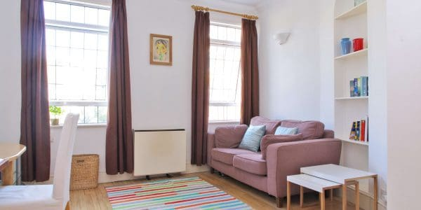 Short let London home in Earls Court, Kensington