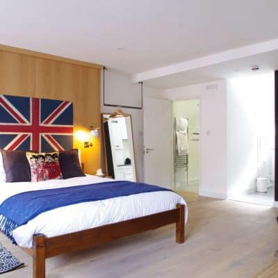 Fitzrovia Studio Holiday Let