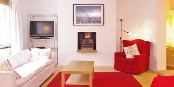 short let London rental apartments Camden