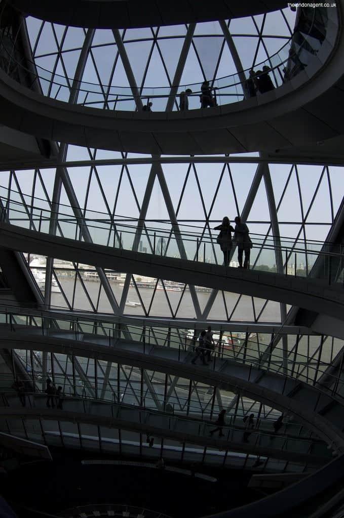 Short term lets London South Bank