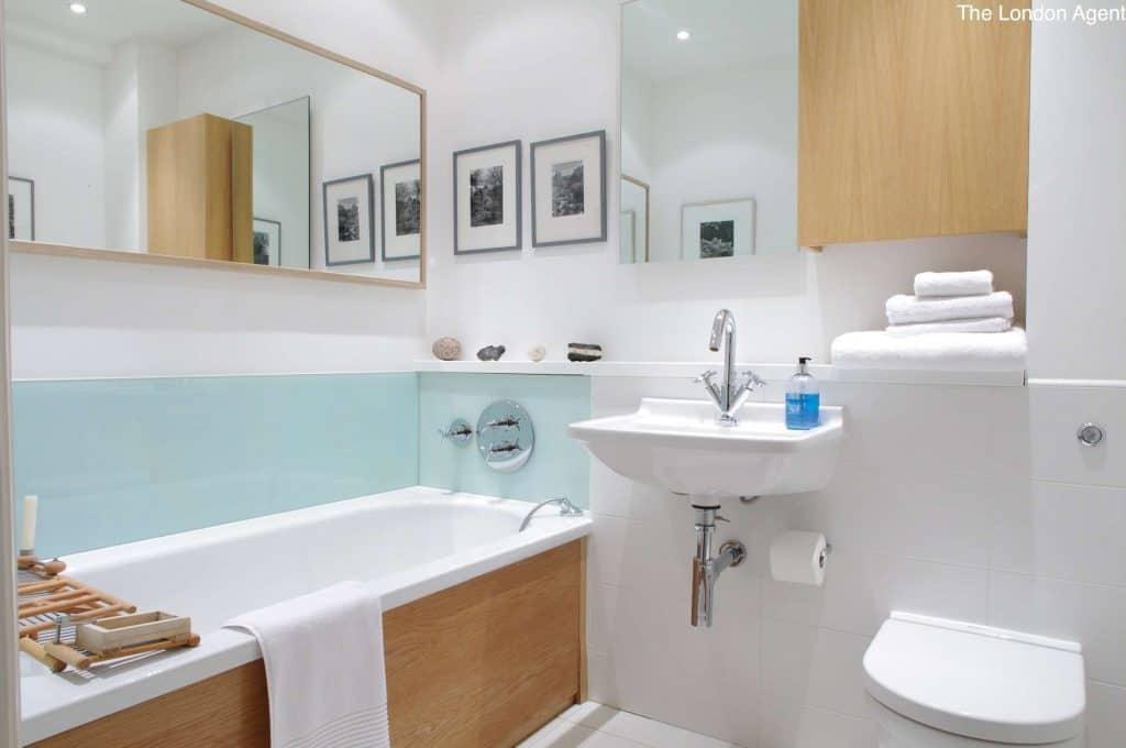 Short let London two bedroom in Farringdon