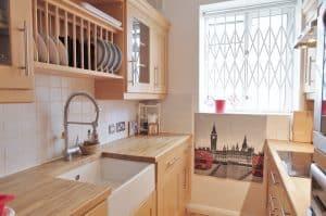 Short term London apartment rental in Marylebone