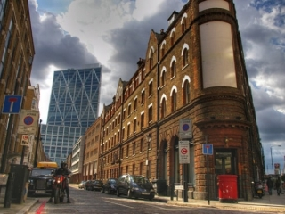 City of London serviced apartments