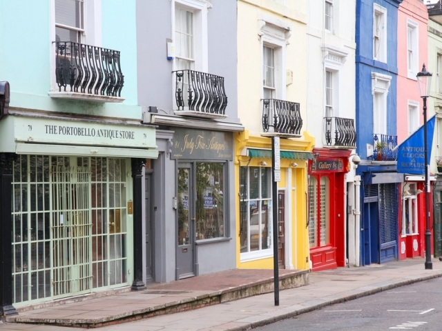 Holiday rentals in Notting Hill London