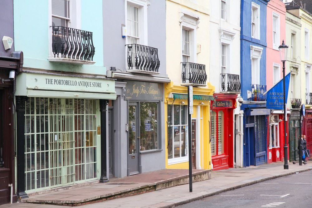 Holiday rentals in Nottinghill London