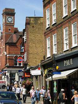 Hampstead holiday apartments London