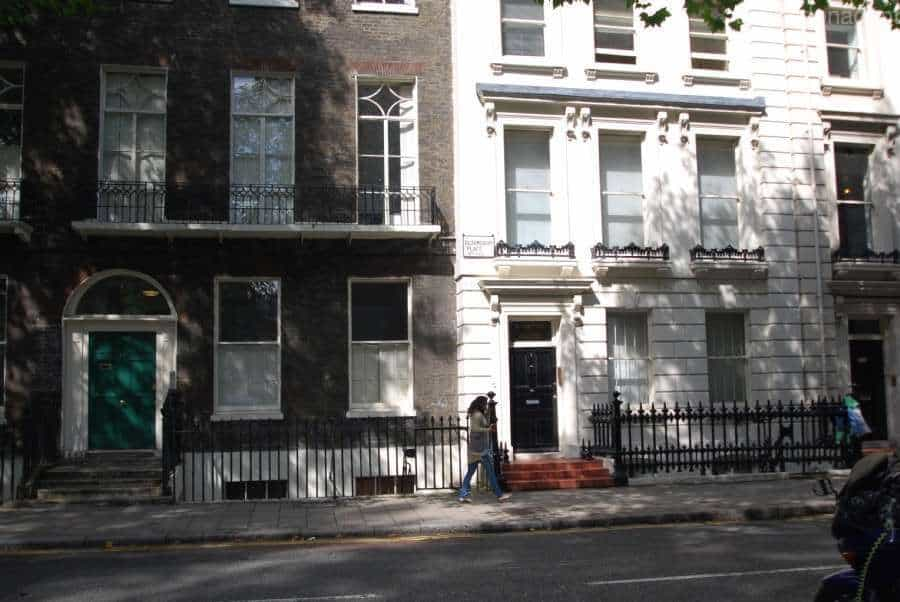 Visit London and rent a London flat