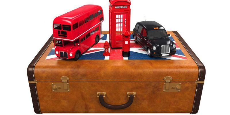 Luggage storage when you visit London