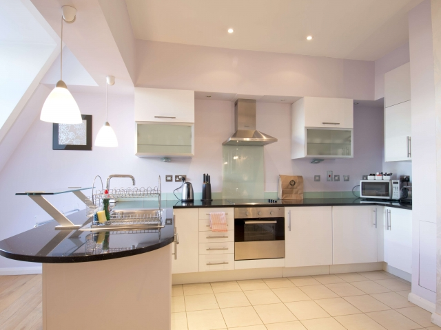 London serviced apartments