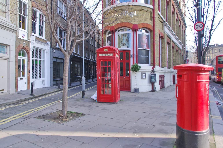Short let London apartment rental