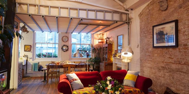 Short let London apartment rentals in Hoxton Loft